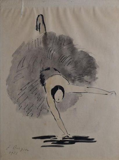 BERGSON Jeanne, 1893-1961