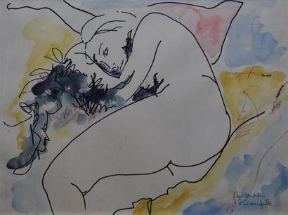 BONNEFOIT Alain, né en 1937