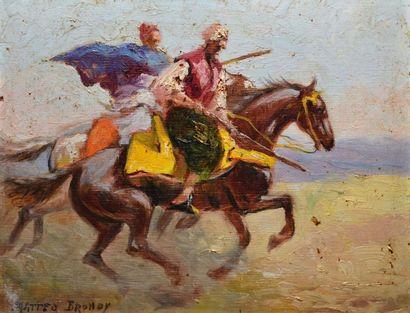 BRONDY Matteo, 1866 -1944
