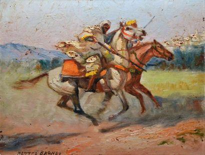 BRONDY Matteo, 1866-1944