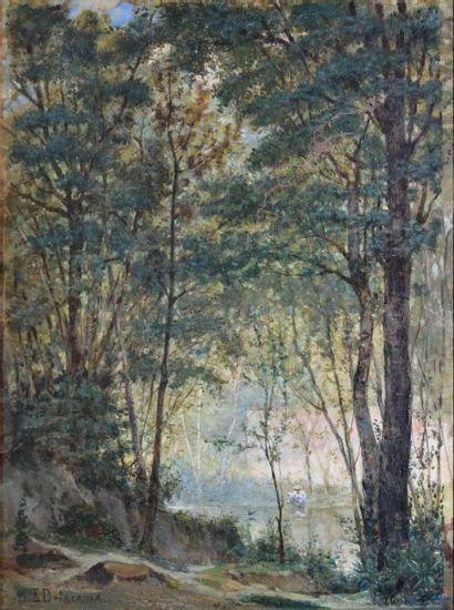 Henry-Eugène DELACROIX