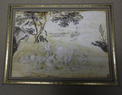 CASTIGLIONE Giovanni-Benedetto (Suite de) (Vers 1609 -1664)