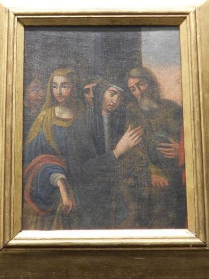 ÉCOLE FRANCAISE (Genre du XVIIe siècle)