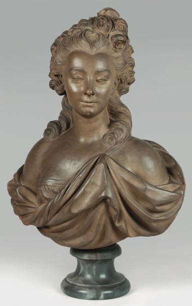CAFFIERI Jean-Jacques (D'après) (1724 -1792)