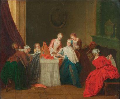 PATER Jean-Baptiste (Suite de) (1695 -1736)