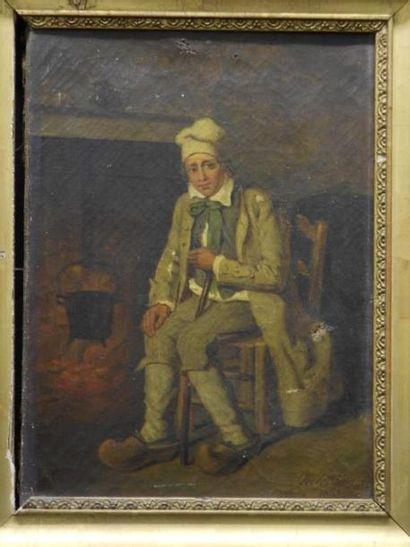 LECLER-VAULX (Actif au Milieu du XIXe siècle)