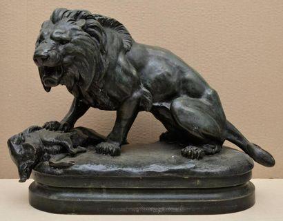 BARYE Alfred, 1839 -1882