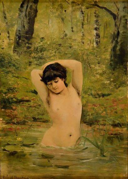 BAUDUIN Roland, XIXe siècle