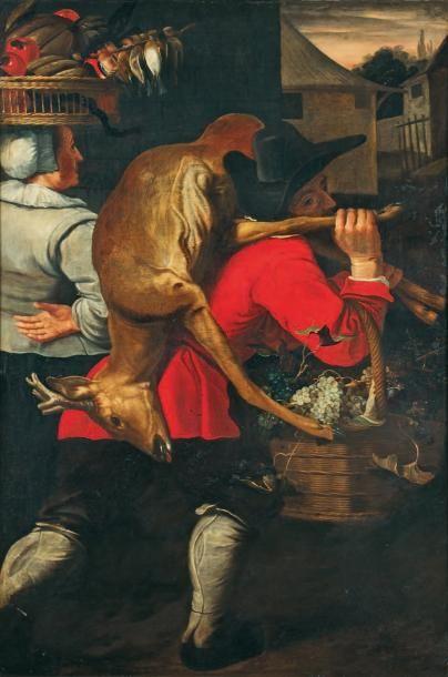 SNYDERS Frans (École de) (Anvers 1579 -1657)