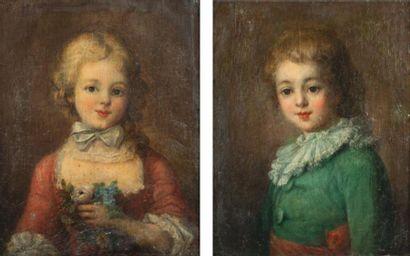 ECOLE FRANCAISE (Dans le Goût du XVIIIe siècle)