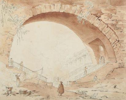 École FRANÇAISE-Seconde moitié du XVIIIe siècle