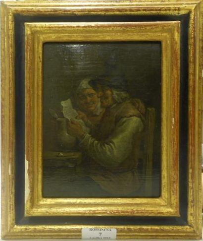TENIERS David (Suite de) (1610 -1690)