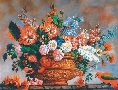 LE GALLOU Violette, née en 1939