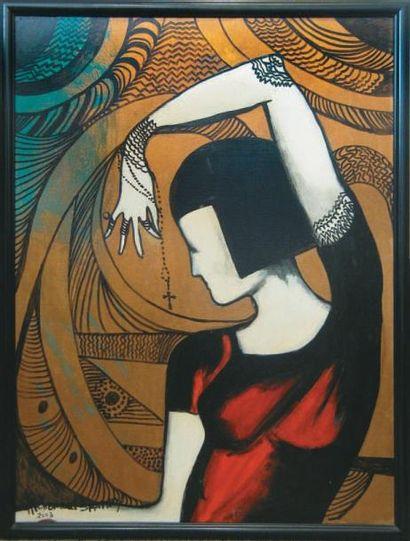 MICHENAUD-SAVARY Marie, née en 1945