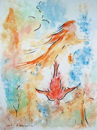 PALACIOS-DUPONT Solange, née en 1947