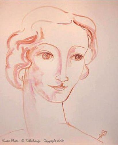 CAPLAIN Nicole, née en 1947