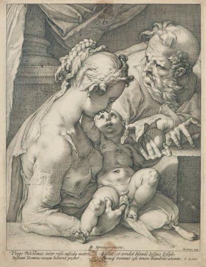 Hendrick GOLTZIUS (1558 -1617)