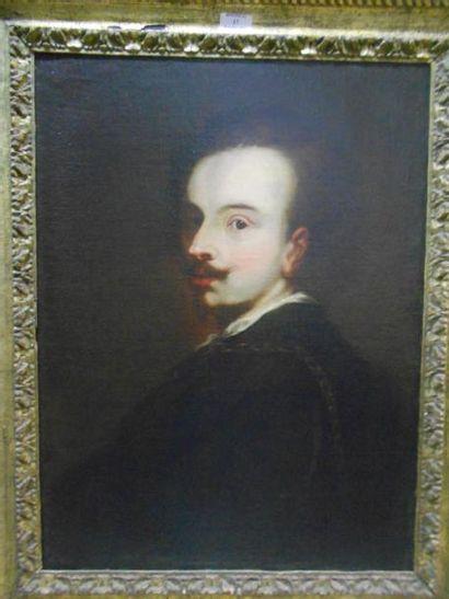 DYCK Antoon Van (D'après) (1599 -1641)