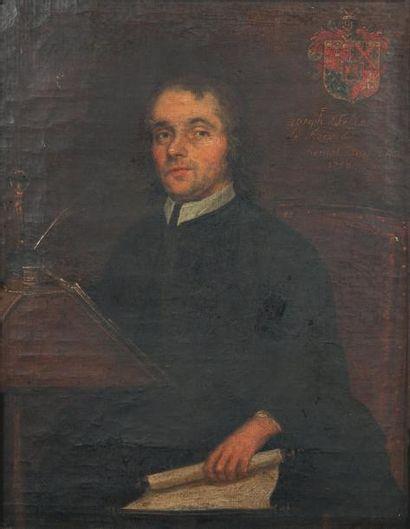 École FLAMANDE - Milieu du XVIIIe siècle