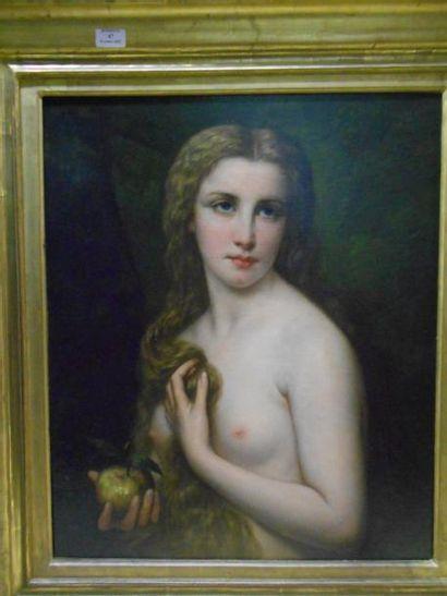 CHARPENTIER (Attribué à Auguste) (1813 -1880)
