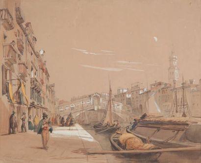 École ITALIENNE - Première moitié du XIXe siècle