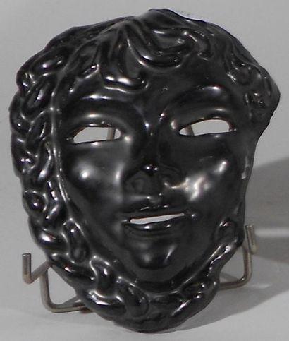 ARDECO Masque. Céramique moulée, tampon de...