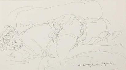 DUNOYER DE SEGONZAC André, 1884 -1974