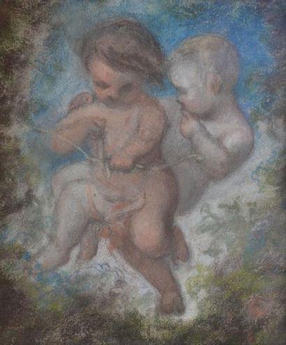 ÉCOLE FRANÇAISE, XIXe siècle
