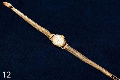 Montre bracelet de dame de marque LIP. Boitier...
