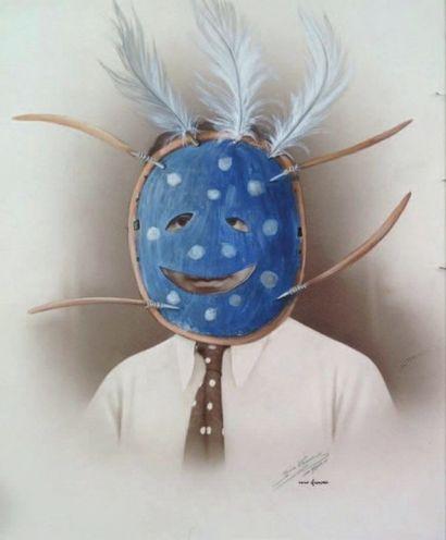 FRONSAC Coco (née en 1962)