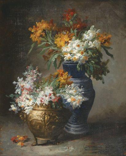 Edmond van COPPENOLLE, entourage de