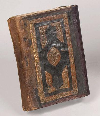 Texte manuscrit sur papier, de quinze lignes...