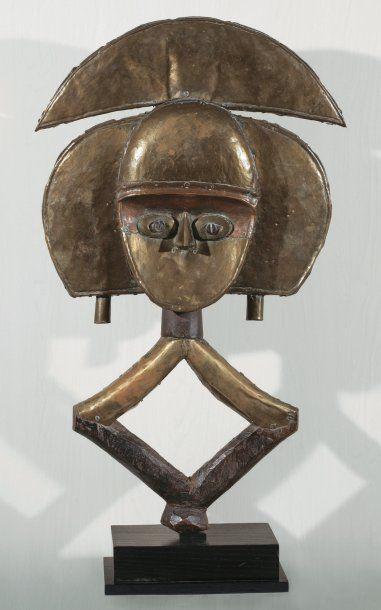 Figure de reliquaire (