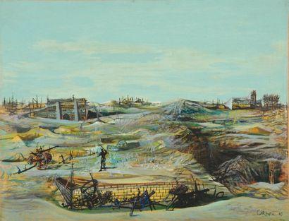CARZOU (1907-2000)