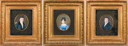 Portraits de Monsieur de Champlfleury, de...