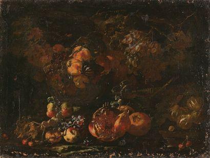 Giovanni Paolo CASTELLI, dit SPADINO (Rome 1659 - vers 1730)