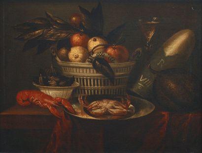 Attribué à Jan Albertsz ROOTIUS (1615 -1674)