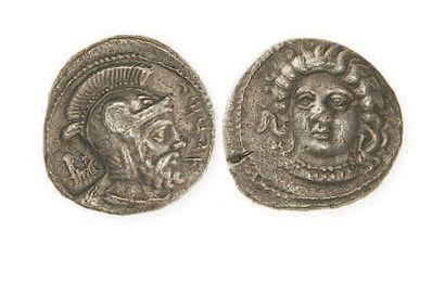 CILICIE, Datame (378- 372). Statère à la...