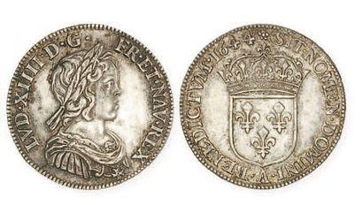 IDEM. Un deuxième exemplaire, 1644 (rose)...