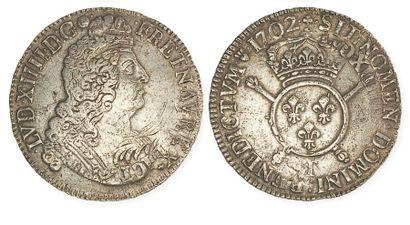 IDEM. Ecu aux insignes, 1702 Nantes, réformation....