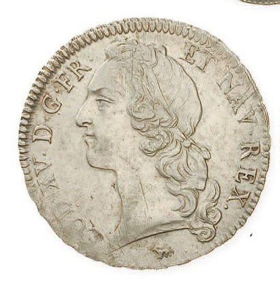 IDEM. Ecu au bandeau, 1755 Paris. G 322....