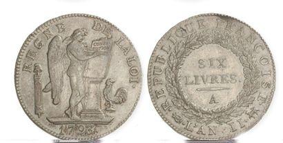 IDEM. Un deuxième exemplaire, 1793 A. Su...