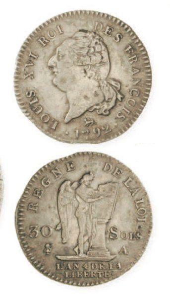 IDEM. Un second exemplaire, 1792 A, an 4....