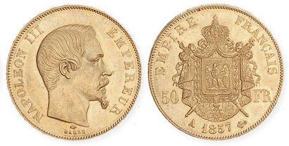 IDEM. Autre exemplaire, 1857 A. TTB
