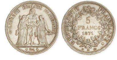 COMMUNE DE PARIS (18 mars - 28 mai 1871)....