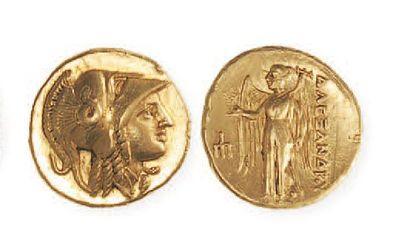 MACEDOINE, Alexandre III le Grand (336 -...