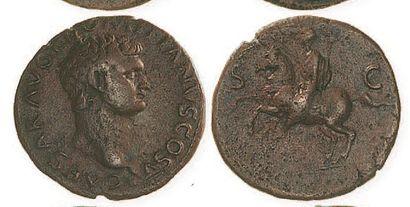 IDEM. As. R /L'empereur à cheval. C 479....