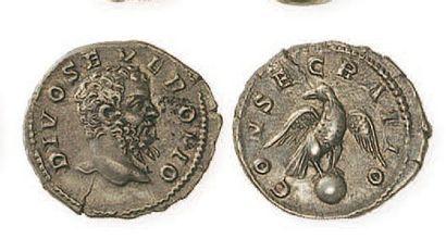 SEPTIME SEVERE (193 - 211). Denier posthume...