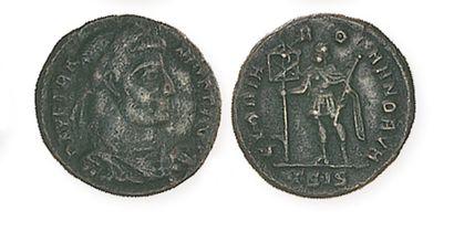 VETRANION (350- 351). Petit bronze. R /Vétranion...