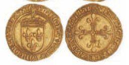 FRANCOIS I (1515 - 1547). Ecu d'or au soleil...